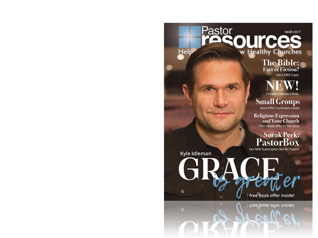 Latest issue of Pastor Resources - March 2017