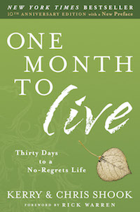 One Month to Live 10th Ann copy