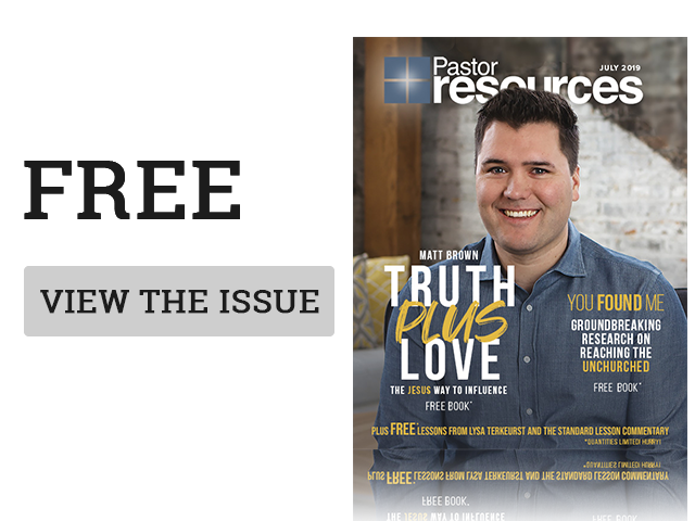 HOME - Pastor Resources
