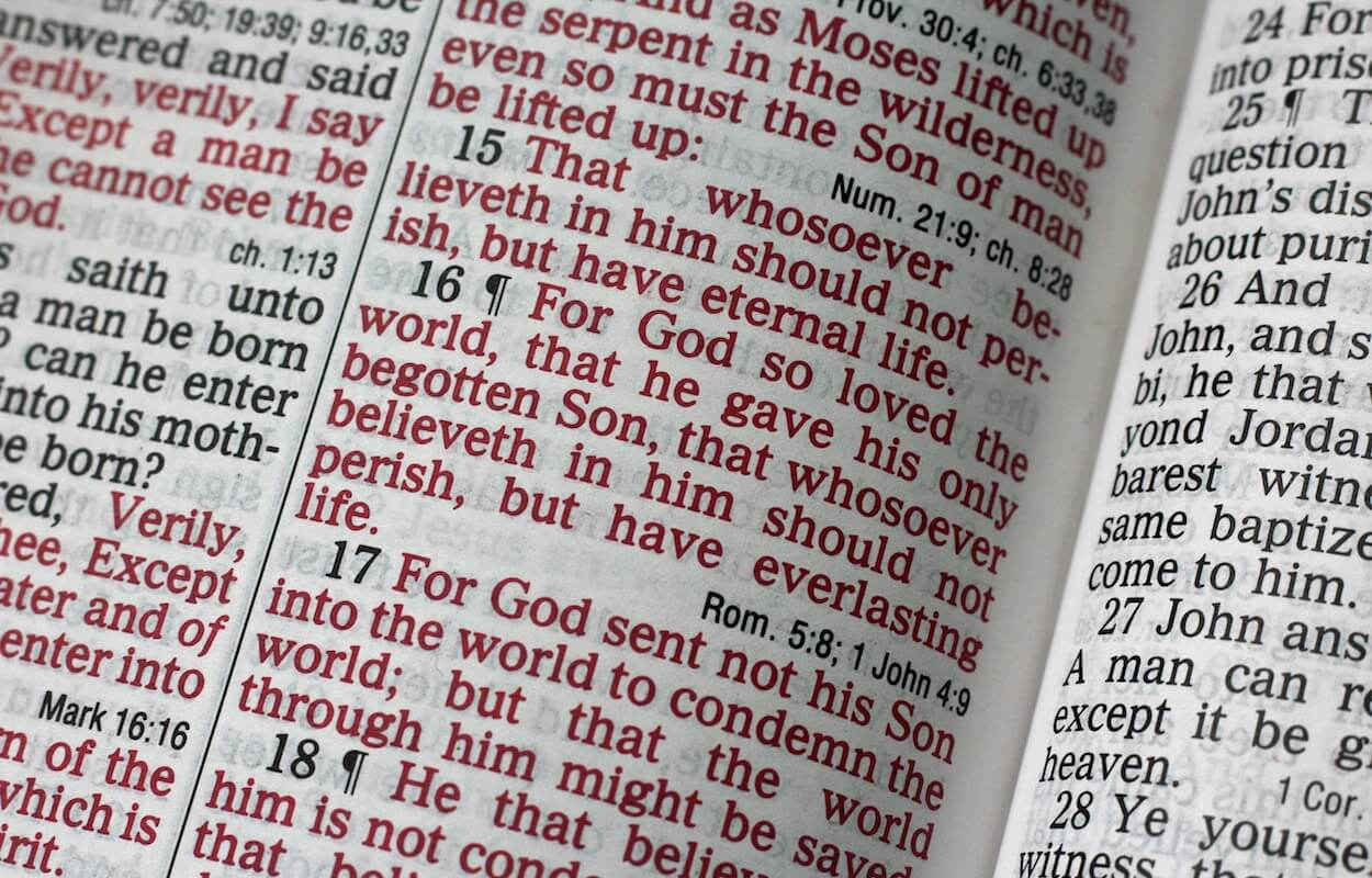 Why I Hate John 3:16