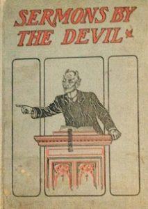 sermon by the devil book